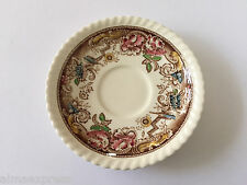 Johnson Brothers China England DEVONSHIRE Brown - TEA CUP SAUCER