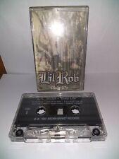 Lil Rob Crazy Life Cassette