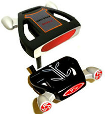 "Left Handed 35"" Twin Engine taylor fit spiders golf putter at discount prices!"