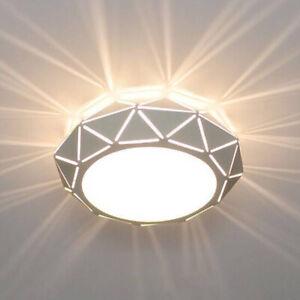 Ceiling Light LED Chandelier Acrylic Fixture Lamp Pendant Living Room Porch Home