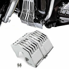 Chrome Precision Coolant Pump Cover Trim Accent For Harley Touring Electra Glide