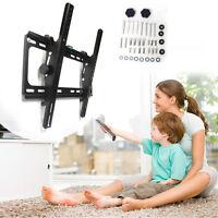"""Universal Tilt TV Bracket Wall Mount LCD LED Plasma Screen For 26""""~55"""" LED HD TV"""