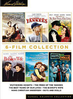 Samuel Goldwyn 6-Film Collection (DVD, 2013, 6-Disc Set)