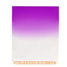 Gradual purple mauve Filter for Cokin P series