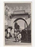 Tunisia, Kairouan, Porte Nord RP Postcard, A511