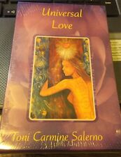Universal Love - Toni Carmine Salerno - The Oracle Of Love NEW SEALED