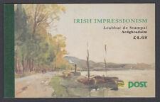 Eire Ireland 1993 Mint MNH Prestige Booklet Irish Impressionism Paintings SB44