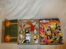 Power Rangers Mystic Force Manticore Megazord, Lionzord & Phoneix Zord