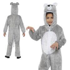 Costume Souris Garçon Fille Déguisements Animaux Enfants Livre de Contes 7-9 Ans