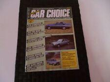 February Cars, 1980s Transportation Magazines