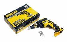 Dewalt DCF620N 18V Cordless Brushless Screwdriver Single Screw Drywall/Body Only
