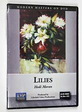 Hedi Moran: Lilies - Art Instruction DVD