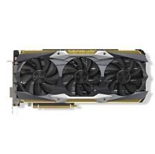 ZOTAC NVIDIA GeForce GTX 1080 Ti AMP Extreme 11GB GDDR5X DVI/HDMI/3DisplayPort