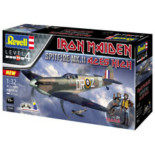 Revell Iron Maiden Aces High Spitfire MK.II Plane Model Kit - Scale 1:32 - 05688