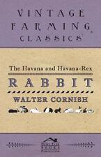 The Havana and Havana-Rex Rabbit by Walter Cornish (2012, Paperback)