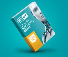 ESET anti virus software 2020 ESET Smart Security Premium 1 YEAR