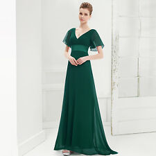 Ever-Pretty Evening Party Dress Cocktail Wedding Prom Gown Bridesmaid Lot 09890 10 Green