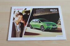 99040) Seat Ibiza - Zubehör - Prospekt 03/2012