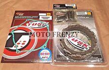 Kawasaki KX250F 2009–2016 Tusk Clutch Kit w/ Springs & Clutch Cover Gasket