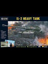 28mm Warlord Games Bolt Action Russian IS-2 Heavy Tank, BNIB, WWII skirmish