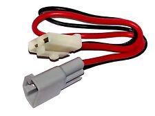 69-88 GM GMC Engine Alternator Generator Wiring Harness Plug Pigtail Extender D3