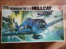 Grumman F6F-3/5 Hellcat 1/32 Hasegawa