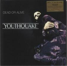 Dead Or Alive Youthquake - 180 gm Purple Vinyl - ... UK vinyl LP  record