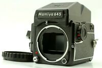 【 Mint 】 Mamiya M645 1000s Medium Format Camera w/ AE Prism finder From JAPAN 44