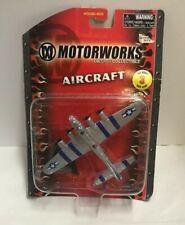 Maisto Motorworks Mitsubishi Zero Diecast Airplane  New in Box
