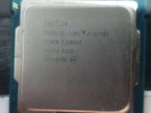 i7 3770s CPU