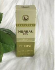 L'eudine Leudine HERBAL 35 W/ 35 Essential Oils, Headaches, Stress, Migraines