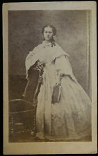CDV Princess of Wales, wife of Edward VII; later Queen Alexandra of the U.K.