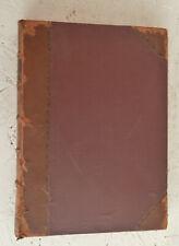 Vintage Buch 1903 die Reliquie Illustrierte Archäologe Vol IX Antiquitäten