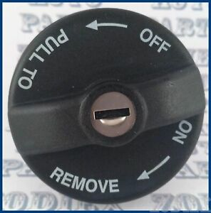Locking Fuel Gas Cap For Fuel Tank Equivalent 10502