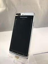 Damaged Sony Ericsson Xperia Arc LT18I Black White Unlocked Network Smartphone