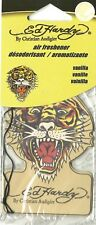 ED HARDY vanilla AIR FRESHENER shaped official merchandise USA sealed IMPORT