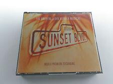 SUNSET BLVD. Andrew Lloyd Webber Musical 2-CD-Box D1