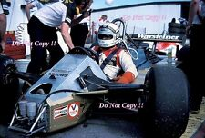 Jochen Mass Warsteiner Arrows A3 German Grand Prix 1980 Photograph