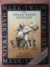 The Stolen White Elephant by Mark Twain (Hardback, 2001) First Edition