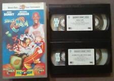 VHS FILM Ita Animazione SPACE JAM michael jordan looney tunes ed.speciale(VH50)