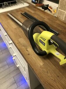 Ryobi Cordless 18 V ONE+ Hedge Trimmer Used in Excellent Condition BARE UNIT
