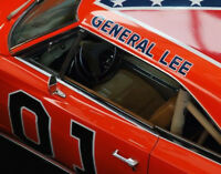 General Lee flag Decal Dukes of Hazzard graphic kit Charger sticker