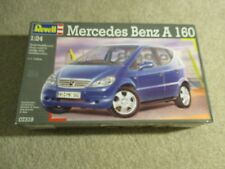 Revell Mercedes Benz A 160 A160 1:24 Scale Model Kit MISB Sealed 1998