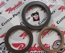 Dodge 46RE 47RE Transmission Friction Clutch Kit  with High Energy Plates