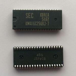 1PCS KM416C256BJ-7 DYNAMIC RAM SOJ40