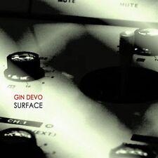 GIN DEVO Surface CD Digipack 2012 LTD.500
