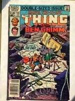 Marvel Two-In-One # 100 Thing and Ben Grimm Double Sized Marvel Comics June 1983
