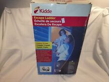 Kiddie 2 Story 13 Feet Escape Ladder Unused and Boxed In Great Condition