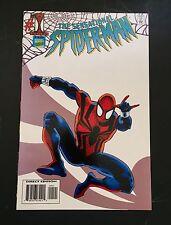 Sensational Spider-Man #1 (rare variant cover) Marvel Comics Comic Book