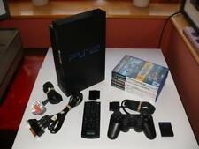 Sony Playstation 2 / PS2 Console with 5 Games and DVD Playback Kit ~ Tested